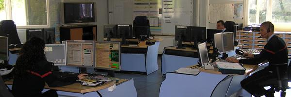 L'état des lieux des salles opérationnelles des SDIS de France