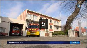 les pompiers du Havre en souffrance