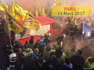 Manifestation le 14 mars 2017