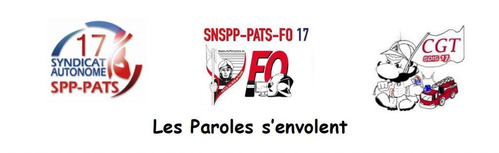 SA 17 - LES PAROLES S'ENVOLENT